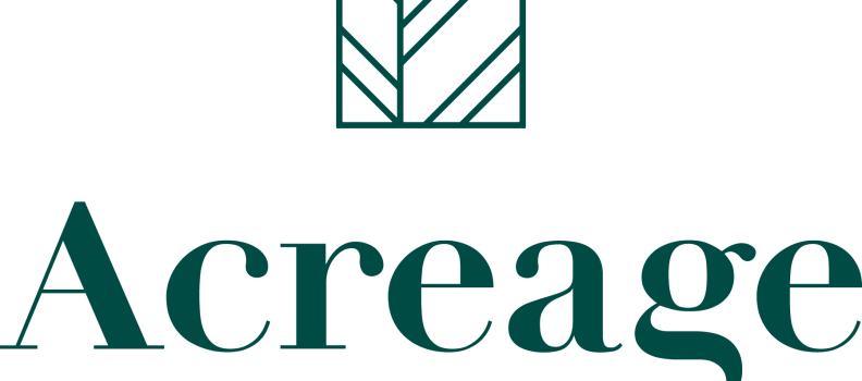 Acreage Announces Construction-Financing Loan