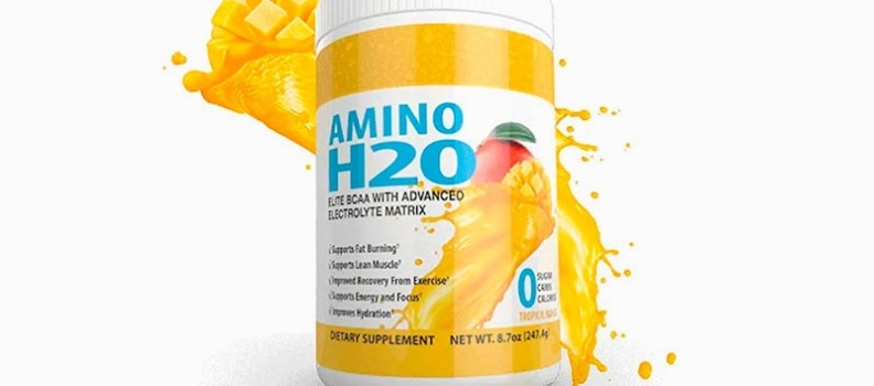 Amino H2O Reviews (Yoga Burn) Real Weight Loss Supplement?