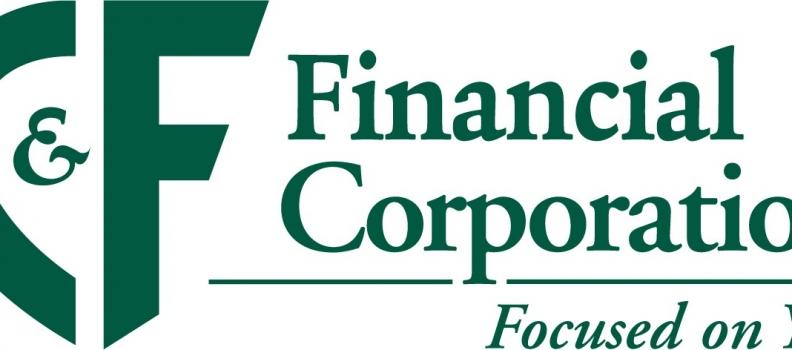 C&F Financial CorporationAnnounces Record Net Income for 2019