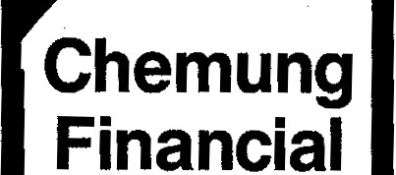 Chemung Financial Corporation Reports Third Quarter 2020 Net Income of $5.7 million, or $1.19 per Share