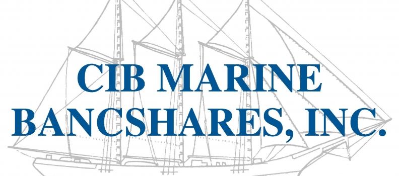 CIB Marine Bancshares, Inc. Announces 2019 Results