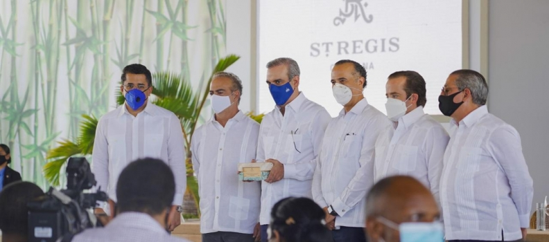 Construction on the Rise in Dominican Republic with Groundbreaking of St. Regis Cap Cana Resort & Residences
