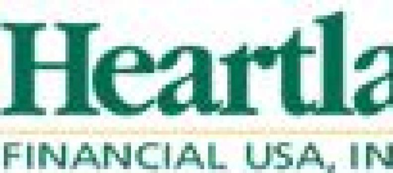 Heartland Financial USA, Inc. Declares an 11% Increase in Quarterly Cash Dividend