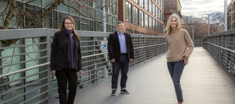LMN Architects Expands Leadership Team with Addition of Three New Partners