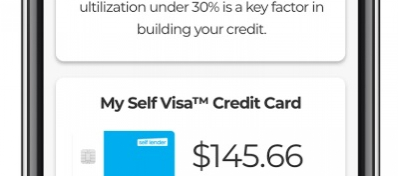 New credit utilization tracker increases Self's investment in helping people build their credit