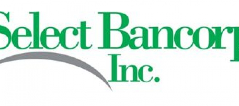 Select Bancorp ReportsFourth Quarter and Year-End 2019 Earnings