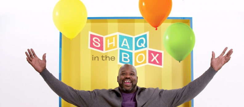 Shaquille O'Neal and SmashUps from American Greetings Team Up for Personalized Birthday Messages