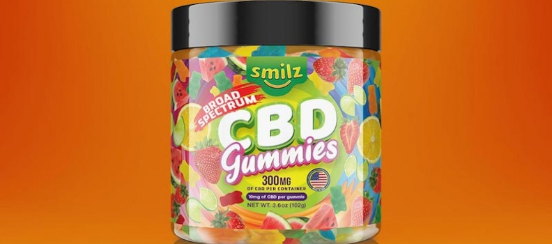 Smilz CBD Gummies Review – Pure Broad Spectrum Hemp Formula?